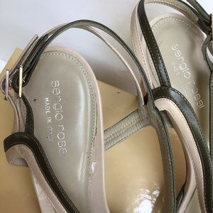 Sergio Rossi Shoes - Sergio Rossi Pelle New Glamour Sandal